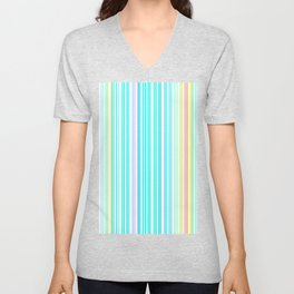 Re-Created Channels xxvii Unisex V-Neck