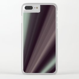 Hyper Projective Fractal in BMAP01 Clear iPhone Case