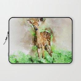 Lovely Deer Laptop Sleeve