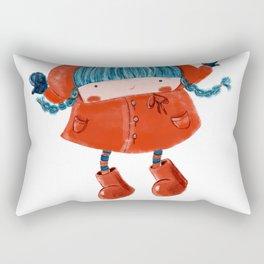 Red Ridinghood Rectangular Pillow