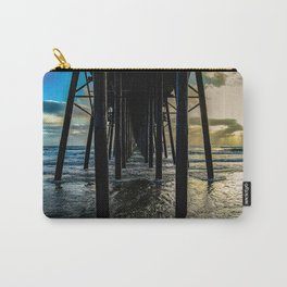 Sky Painting (Oceanside Pier) ~ 10-2015 Carry-All Pouch