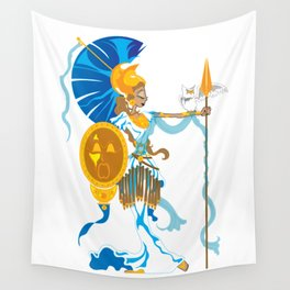 Athena Wall Tapestry