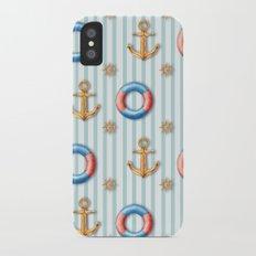 sea day iPhone X Slim Case