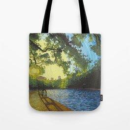 Barton Springs Tote Bag