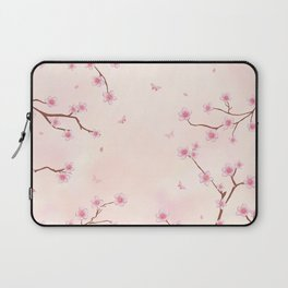 Cherry Blossom Dream Laptop Sleeve
