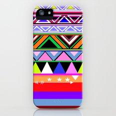 colored iPhone (5, 5s) Slim Case