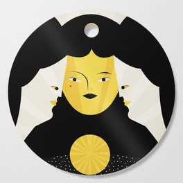 witches Cutting Board