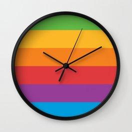 Apple Love Wall Clock