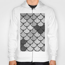 Dragon Scales with Black Outline Hoody