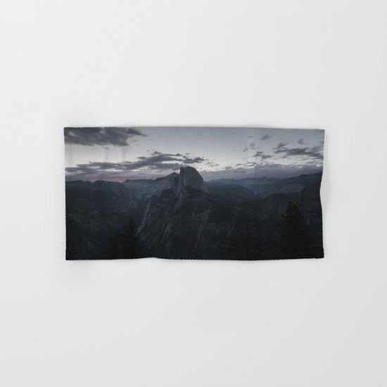 Yosemite Hand & Bath Towel