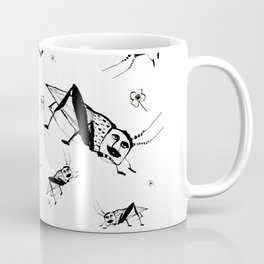 Man Hopper Coffee Mug