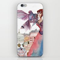 guardians iPhone & iPod Skins featuring Guardians by Ghie