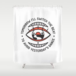 FAIRLY LOCAL Shower Curtain