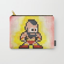Zanglief 8 bit water color  Carry-All Pouch