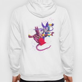 Face Off - Beerus & Champa Hoody