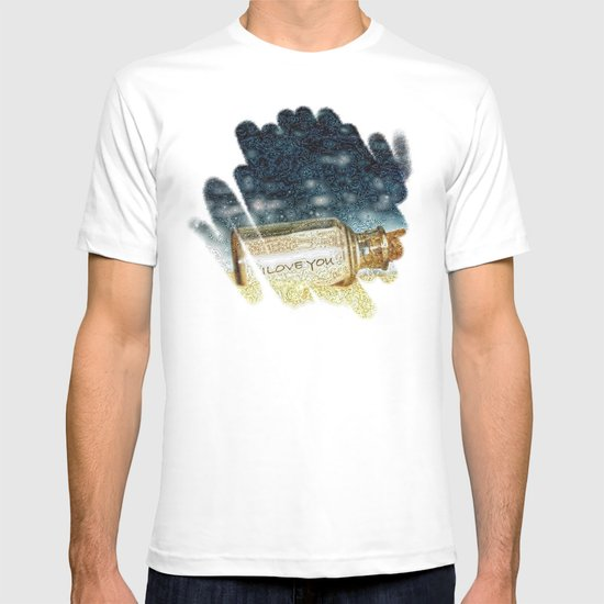 Message in a bottle... T-shirt