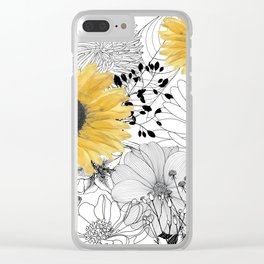 Incidental Clear iPhone Case