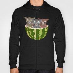 Watermelon Cats Hoody
