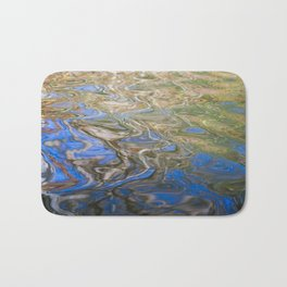 Berkeley Blues Bath Mat