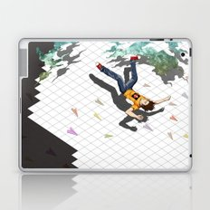 Fall Crash Infect Laptop & iPad Skin