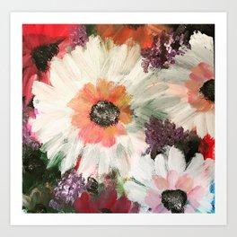 Gardens of Love Art Print