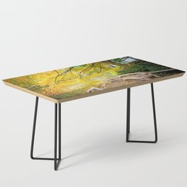 Autumn Bench Meadow Coffee Table