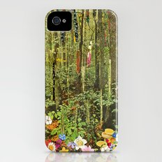 Into The Woods iPhone (4, 4s) Slim Case