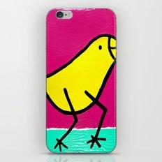 L. Bird iPhone & iPod Skin