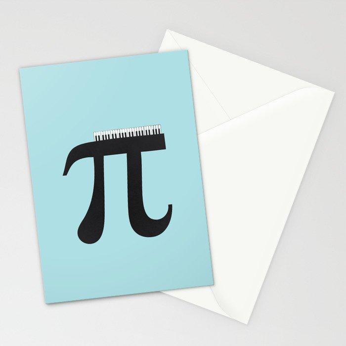 Pi_ano Stationery Cards