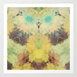 Pollen Art Print