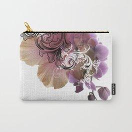 L'Orchidée Carry-All Pouch