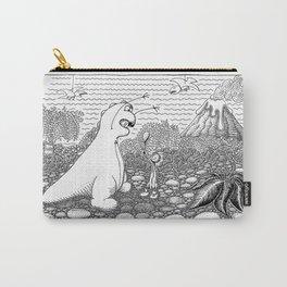 DinoSortOf Carry-All Pouch