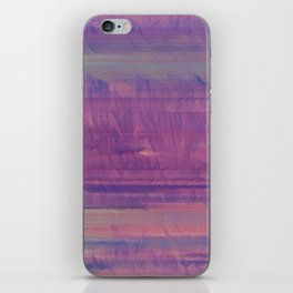Abs painting iPhone Skin