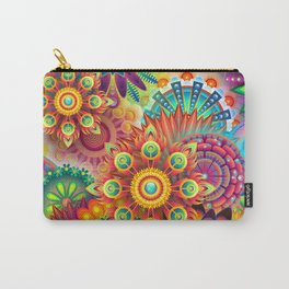 Psychedelic Carry-All Pouch