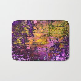 Purpling Bath Mat