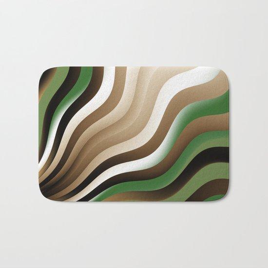Graphic Design Bath Mat