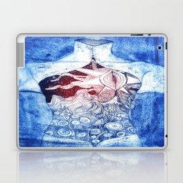 The body Laptop & iPad Skin