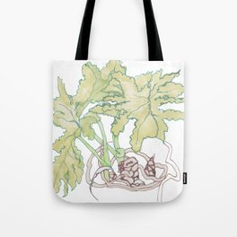 Philodendron Two Tote Bag