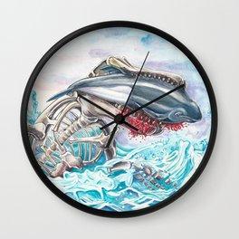 La Captura Wall Clock