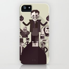 dark man fan art iPhone Case