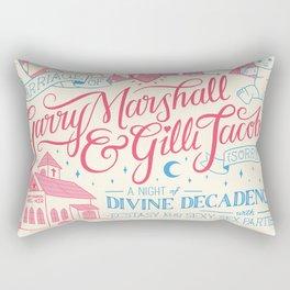 Garry & Gilli Rectangular Pillow