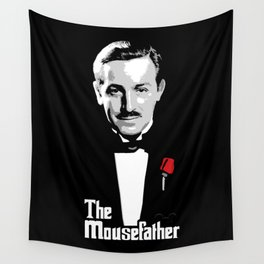 Walt E.Disney, The Mousefather Wall Tapestry