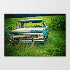 Pickup Canvas Print