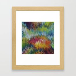 Abstract 192 Framed Art Print