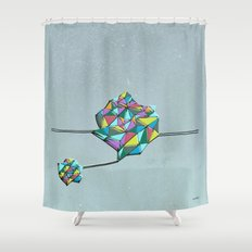 - my legendary girlfriend - Shower Curtain