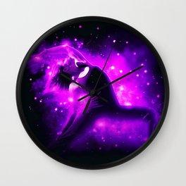 Yoga Dance Wall Clock