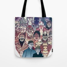 Dungeons & Dragons Tote Bag