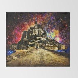 Enchanted Kingdom Throw Blanket