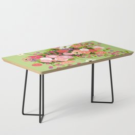 Flowerpower Coffee Table