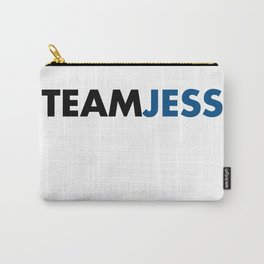 Team Jess Gilmore Girls Carry-All Pouch